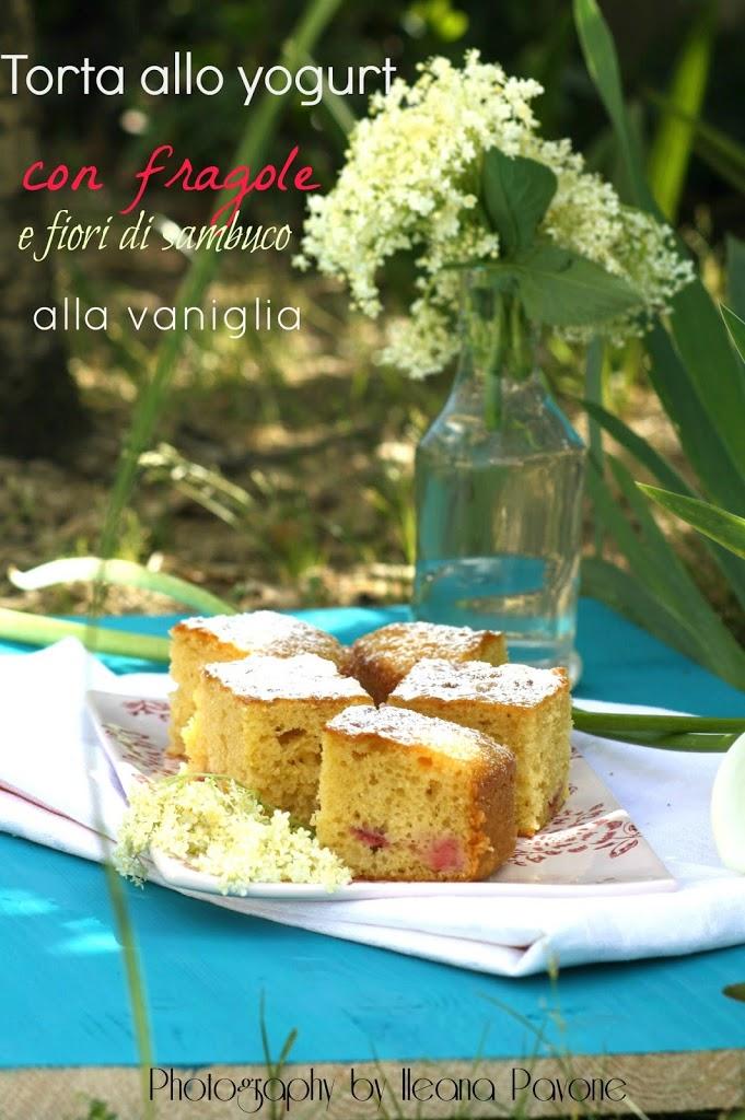 Ricette dolci con fiori di sambuco