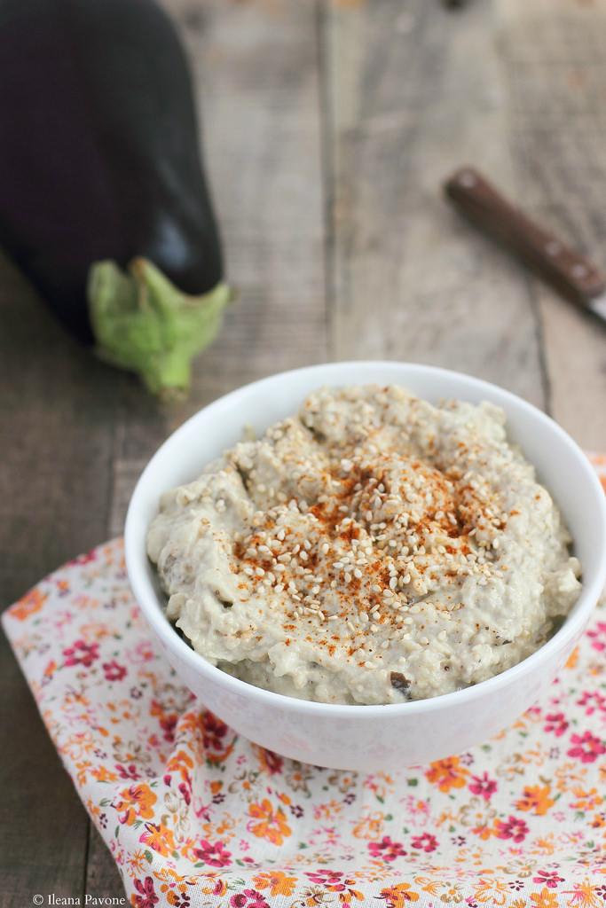 Hummus di melanzane2