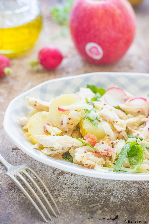Insalata di pollo e patate novelle2