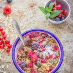 Come fare il porridge al forno