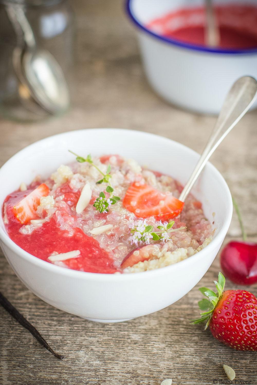 Porridge di quinoa2