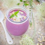 Come preparare lo smoothie alle more e acai