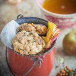 Biscotti alle mele senza zucchero