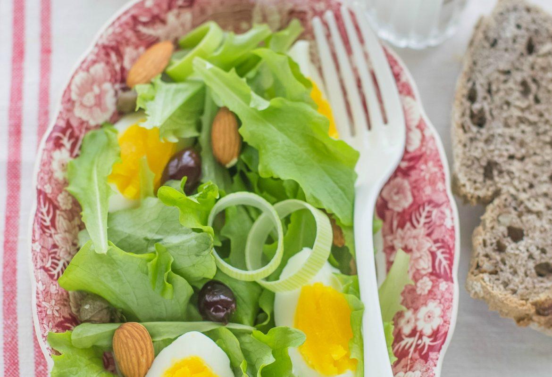 5 insalate per la primavera