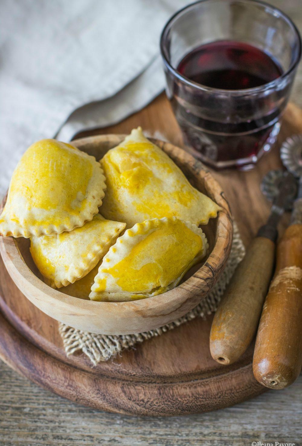 Fiadoni-ricetta tipica abruzzese