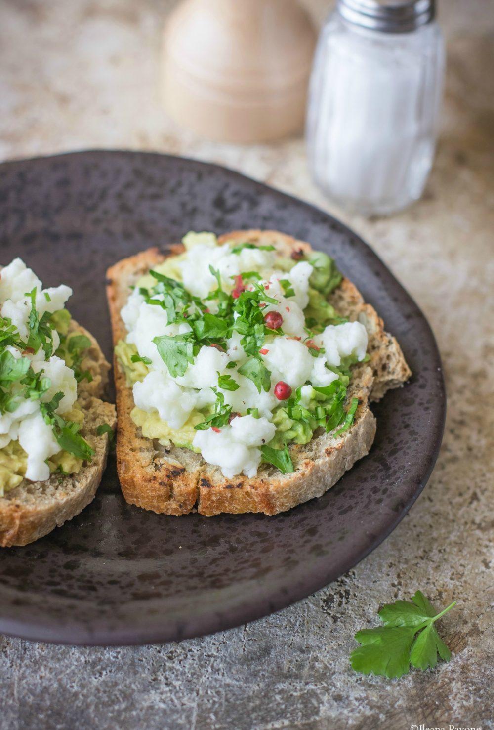 3 idee per la colazione salata
