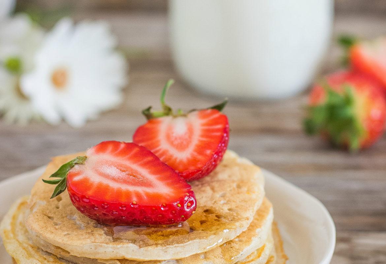 Come fare i pancakes allo yogurt greco e albumi