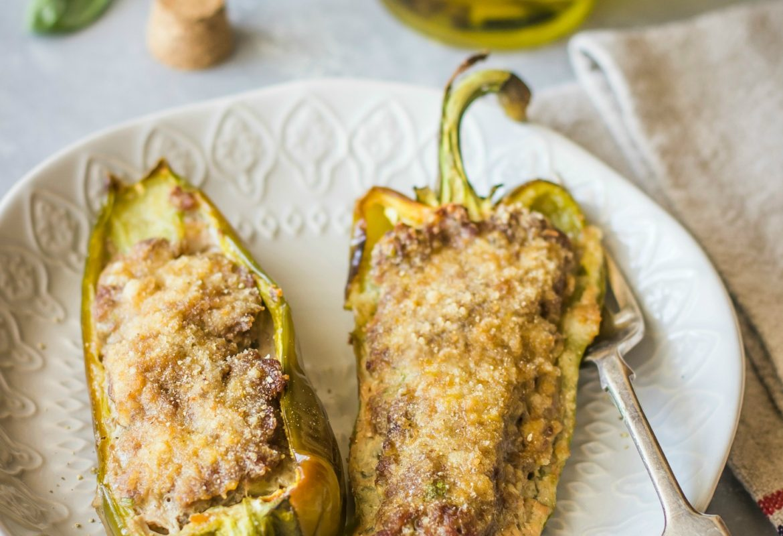 Come preparare i peperoni ripieni di carne