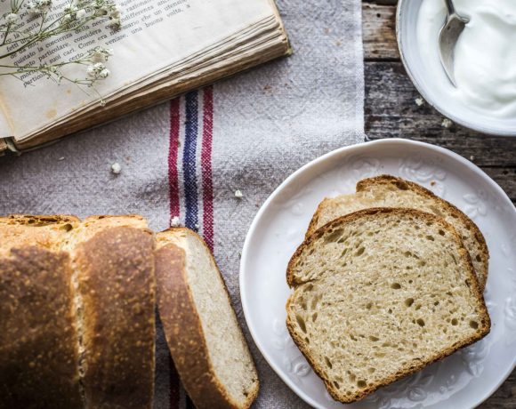 Pane allo yogurt